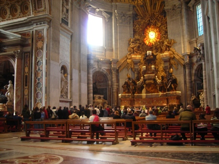St. Peter's Altar