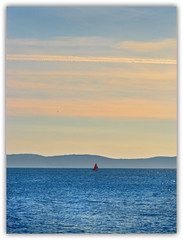 lost in layers of blue (Svjetlost) Tags: blue red sea love bravo journey hugs eternity xox magicdonkey outstandingshots specland svjetlost infinestyle seasunclouds