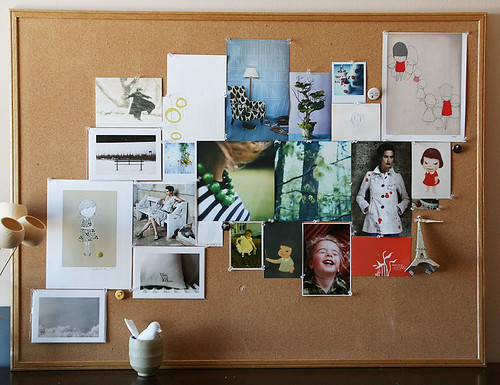 new inspiration board
