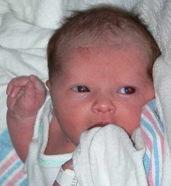Hope Lillian Whitlock born March 5, 2007, at 1:11 pm