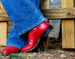365-79 Boot Scootin' Boogie (TXAlleKat) Tags: red d50 nikon texas boots explore sp cowgirl cowboyboots redboots ropers 365days interestingness169 i500 bootscootinboogie 365explored rotrossorougerood