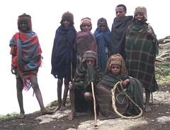Simien Shepherds (John Spooner) Tags: africa shepherd creativecommons ethiopia simien simiens i500 johnspooner