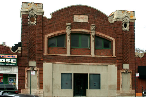 "Former ""Hub Theater"""