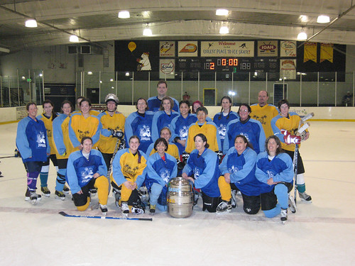 Ice Oasis Women's League Sept 06 - March 07
