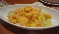 [吃] 大鼎活蝦 (2)_鳳梨蝦球