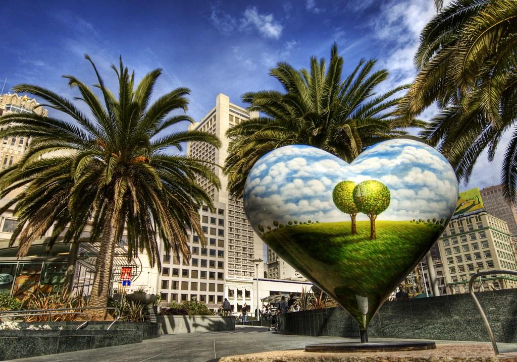 I Heart San Francisco
