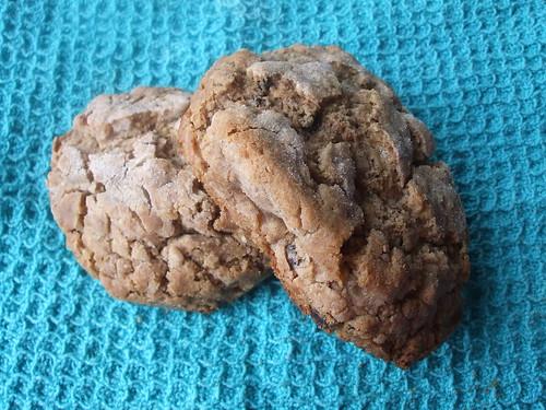 buttermilk currant scones