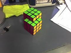 fused cube