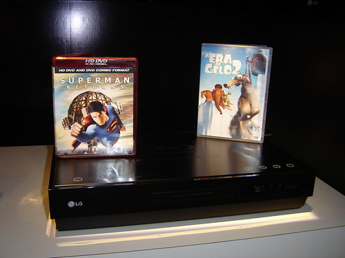 Blu-ray versus HD-DVD