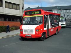281 N281PDV Plymouth Citybus