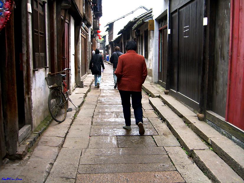 Shanghai Lane