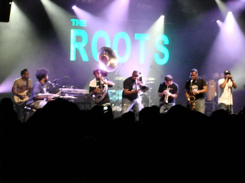 The Roots at Nokia 3/11/07