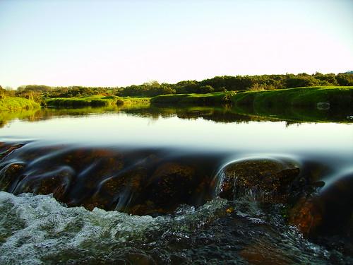The De Lank River