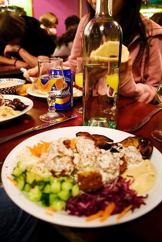falafel special
