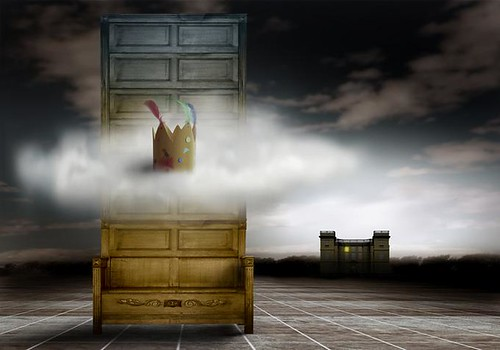King for One day by Ben Goossens