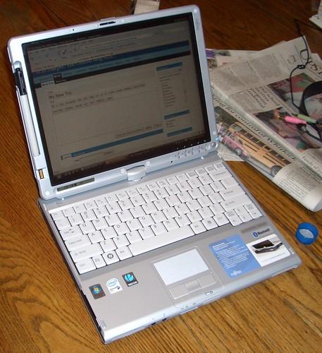 A Fujitsu T4215