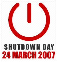 Shutdown Day...