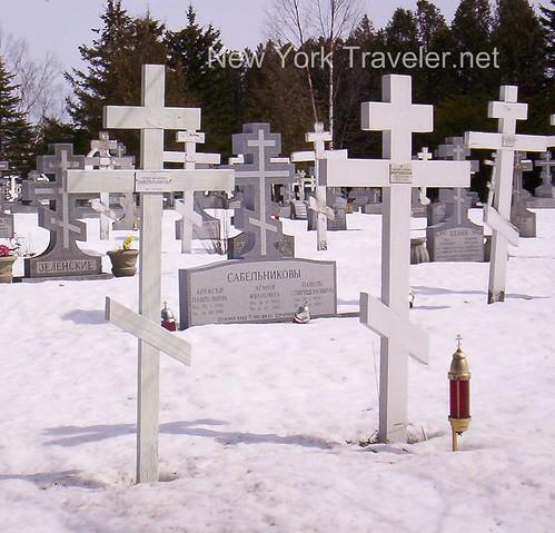 Monastery Russian Cemetery-1