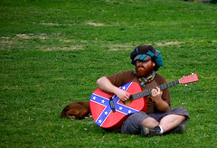 Southern Hippie?!? I (mightyquinninwky) Tags: park friends music dog field grass beard guitar kentucky lexingtonkentucky 123 southern hippie patchwork 1001nights dixie woodlandpark 1on1 musictomyeyes patchouli 31group dixieflag southernman 1on1people 1on1objects fayettecountykentucky twtme centralkentucky friendsgroup nomore1word 469photographer photographersgonewild 2for1commentscontests
