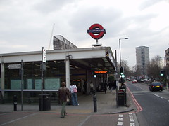 Picture of Bermondsey Station