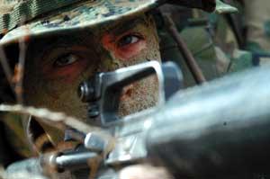 A Marine ROTC