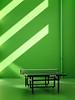 green3 (skurk) Tags: lighting green sport architecture copenhagen denmark colours stripes pingpong tabletennis asymmetry sportscenter dissymmetry artlibre superbmasterpiece 1on1colorfulphotooftheday 1on1colorfulphotoofthedayapril2007 skaaning jacobskaaning