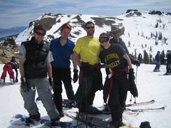 Kelsey, Ben, Kyle, Me, Kyle's Dad
