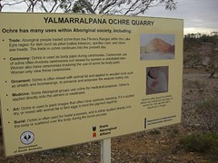 The Ochre Quarry (Pat Scullion) Tags: bush australia outback ochre igawarta headingbush yalmarralpana