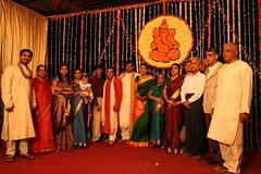 Jejurikar family (RohitJejurikar) Tags: rohit joshi mansi jejurikar