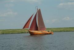 EB 61 2005 / www.mybotter.de (EB 61) Tags: segeln botter ijsselmeer plattbodenschiff
