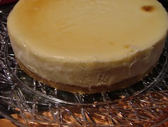 Lemon Cheesecake with Shortbread Cookie Crust