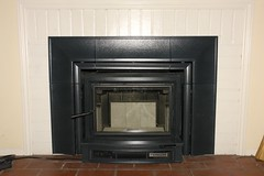 Hearthstone Morgan fireplace insert