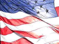 American Flag picture - photo of the American Flag