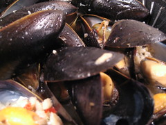 Calo's mussels