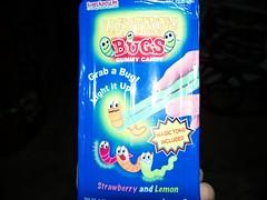 Lightning Bug Gummy Candy