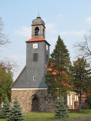 Dorfkirche Schenkendorf