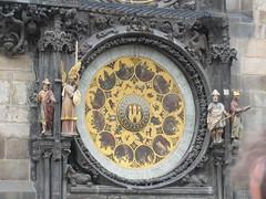 praga - orologio astronomico (gepiblu) Tags: clock canon romy czech prague praha praga orologio ceskarepublika canond20 staremesto staromestske astronomico ceca namesti repubblicaceca gepiblu
