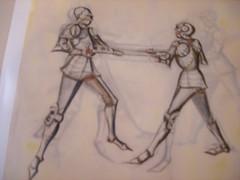 harnischfechten (Oniichan) Tags: armor sword kal fechtbuch