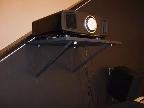 Back Wall Quot Shelf Type Quot Mount Avs Forum Home Theater