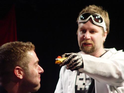 Dr. Baron Ludwig von Evilschlager