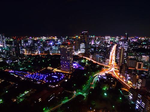 東京の夜 2