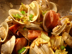 Momofuking Clams