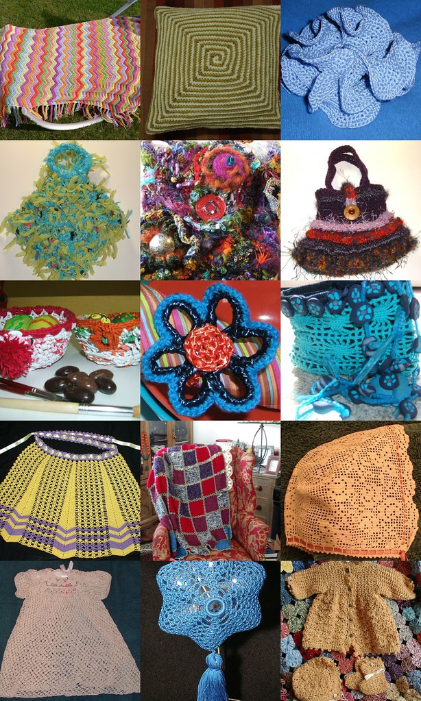 Crocheting Groups : Crochet group on flickr
