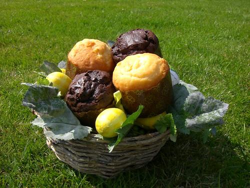 Muffins printaniers