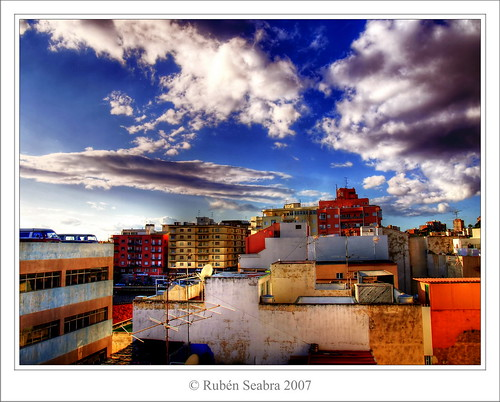 Urban architecture (HDR)