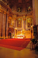 The Altar of Berliner Dom