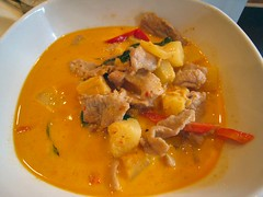 wondee siam panang curry