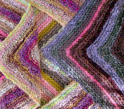 Shawl of Many Colors 3
