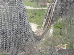 Loopless Son of Beast (markalan928) Tags: rollercoaster kingsisland sonofbeast