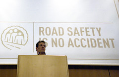 UN Global road Safety Week (Geneva)